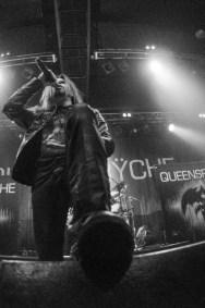 Queensrÿche, Amager Bio