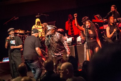 George Clinton & Parliament Funkadelic, DR Koncerthuset