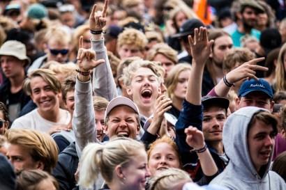 Phlake, Roskilde Festival, RF17, Orange