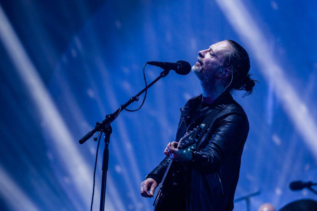 Radiohead, NorthSide, Blue Stage, NS17