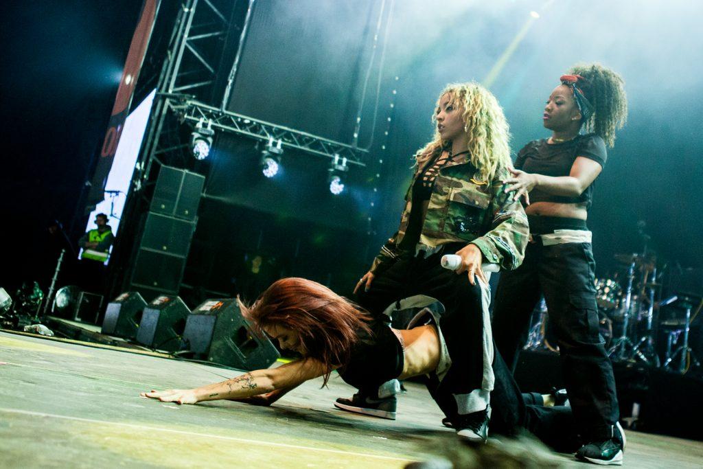 Tinashe, Roskilde Festival, RF17, Arena