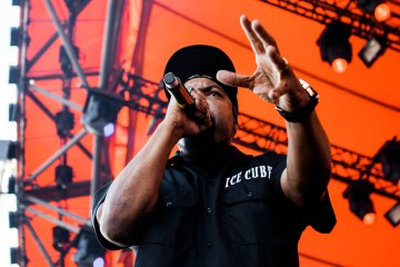 Ice Cube, Roskilde Festival, RF17, Orange