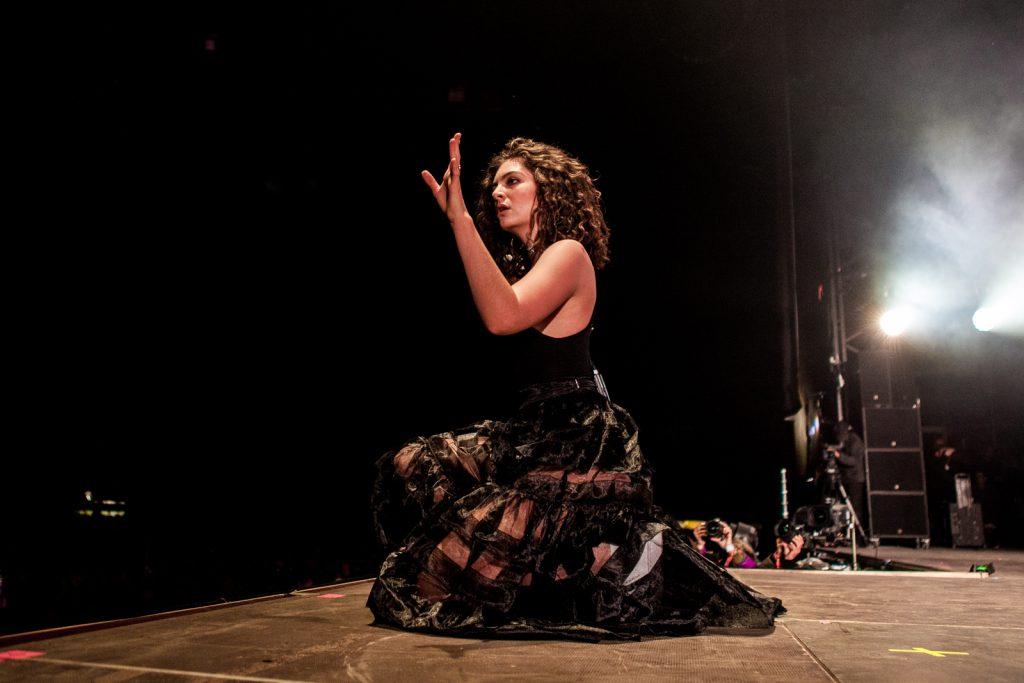 Lorde, Roskilde Festival, RF17, Arena