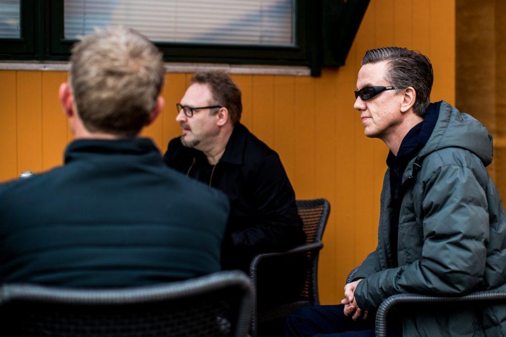 Østkyst Hustlers, interview
