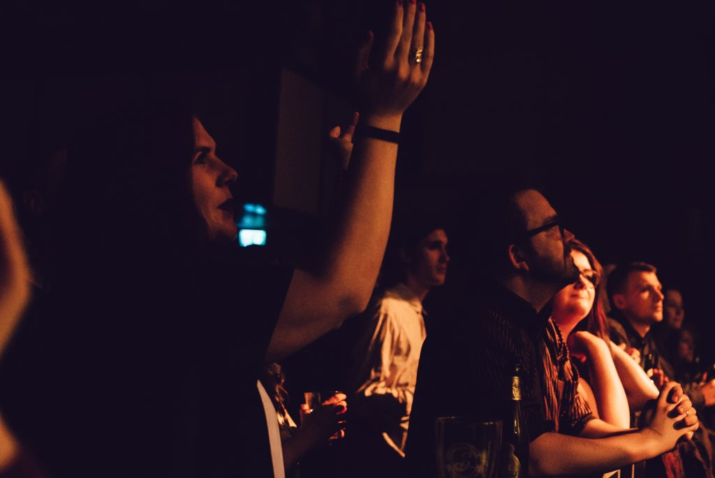 The Rumour Said Fire, VoxHall
