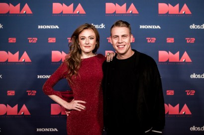 DMA 2017, DMA, Danish Music Awards, Danish Music Awards 2017, rød løber, Martin jensen