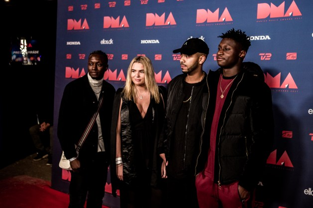 DMA 2017, DMA, Danish Music Awards, Danish Music Awards 2017, rød løber