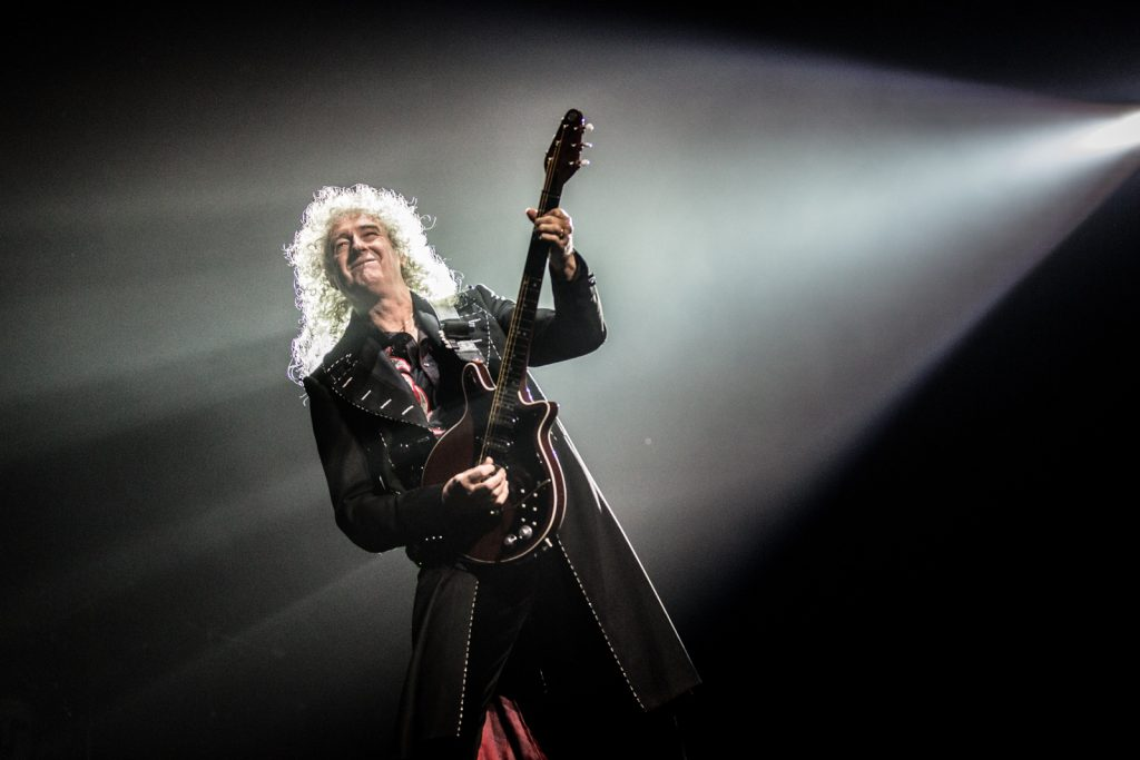 Queen+Adam Lambert, Royal Arena