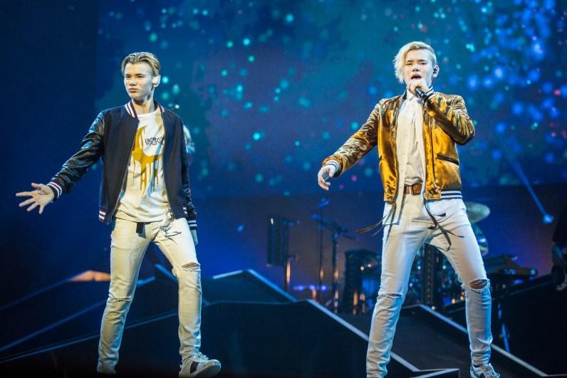 Marcus & Martinus, Royal Arena
