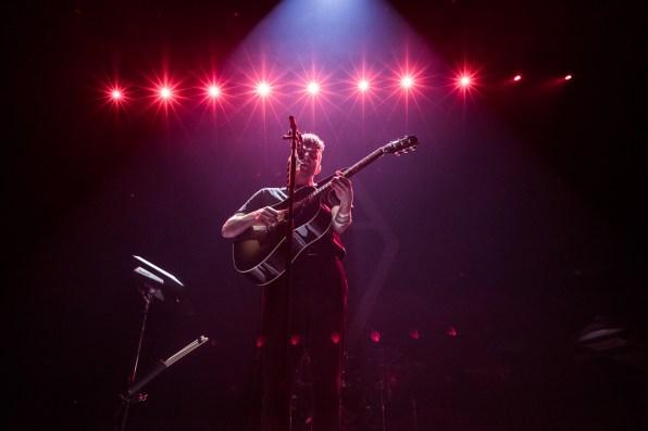 Alex Vargas, Royal Arena