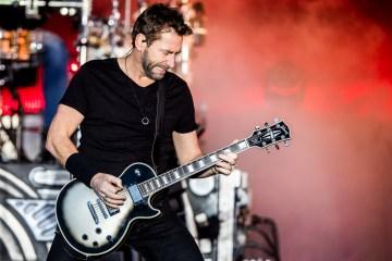 Nickelback, Jelling Musikfestival, Jelling 18, Scenen