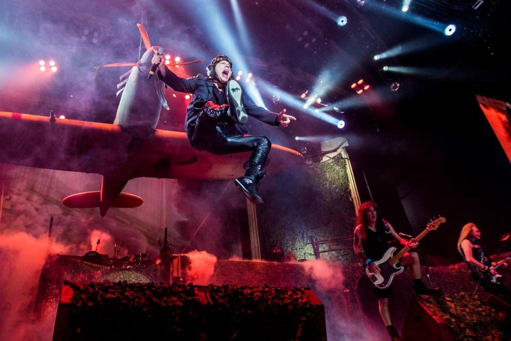 Iron Maiden, Royal Arena
