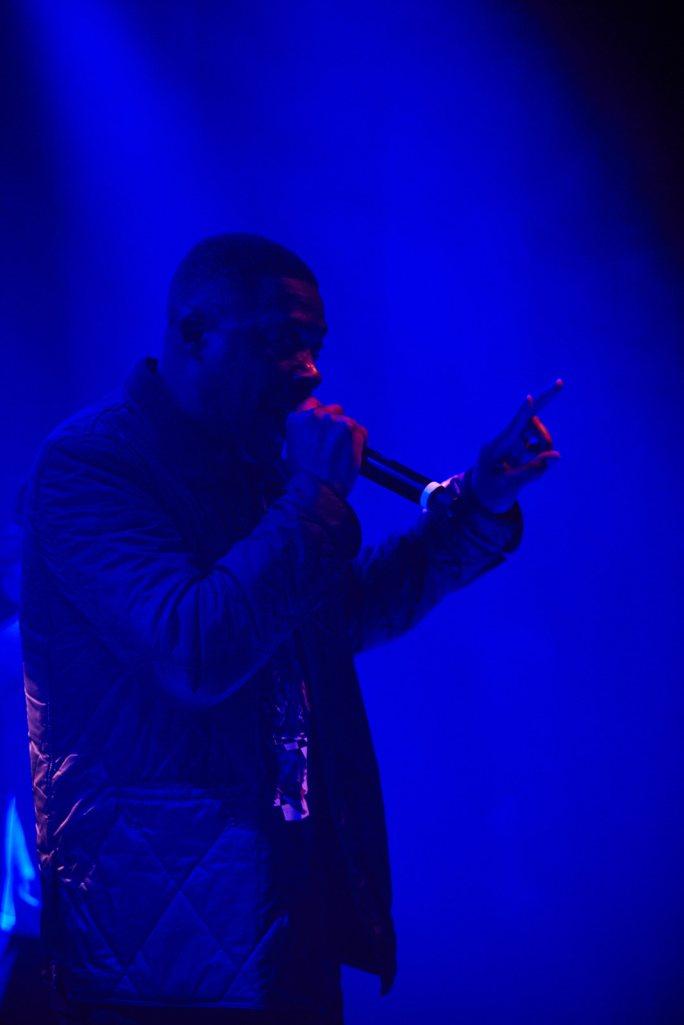 GZA, The Genius, Wu-Tang Clan, Train