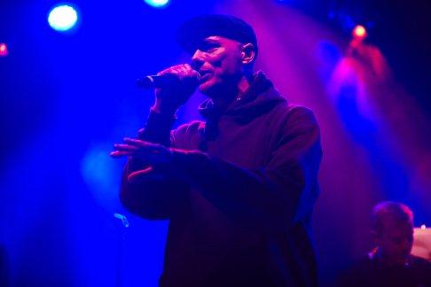 GZA, The Genius, Wu-Tang Clan, Train, ParticleMan, FMD, ZadeOne