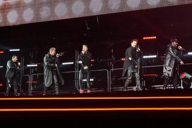 Backstreet Boys, Royal Arena