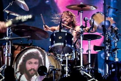 Foo Fighters, Fængslet