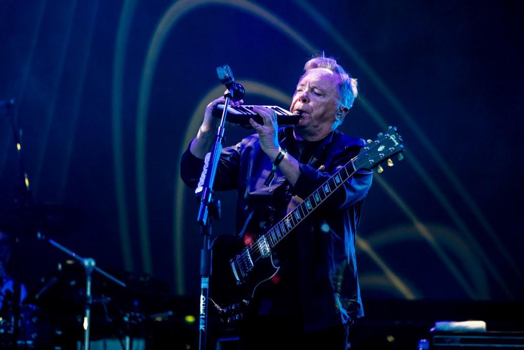 New Order, NorthSide, NS19, Blue Stage