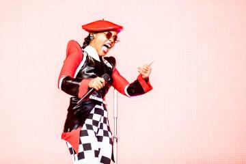 Janelle Monae, Roskilde Festival, RF19, Orange Scene, Orange