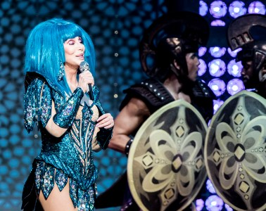 Cher, Royal Arena