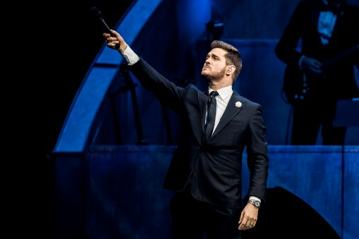 Michael Bublé, Royal Arena