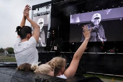 LOC på P Scenen, Tangkrogen i Aarhus. Foto: Helle Arensbak
