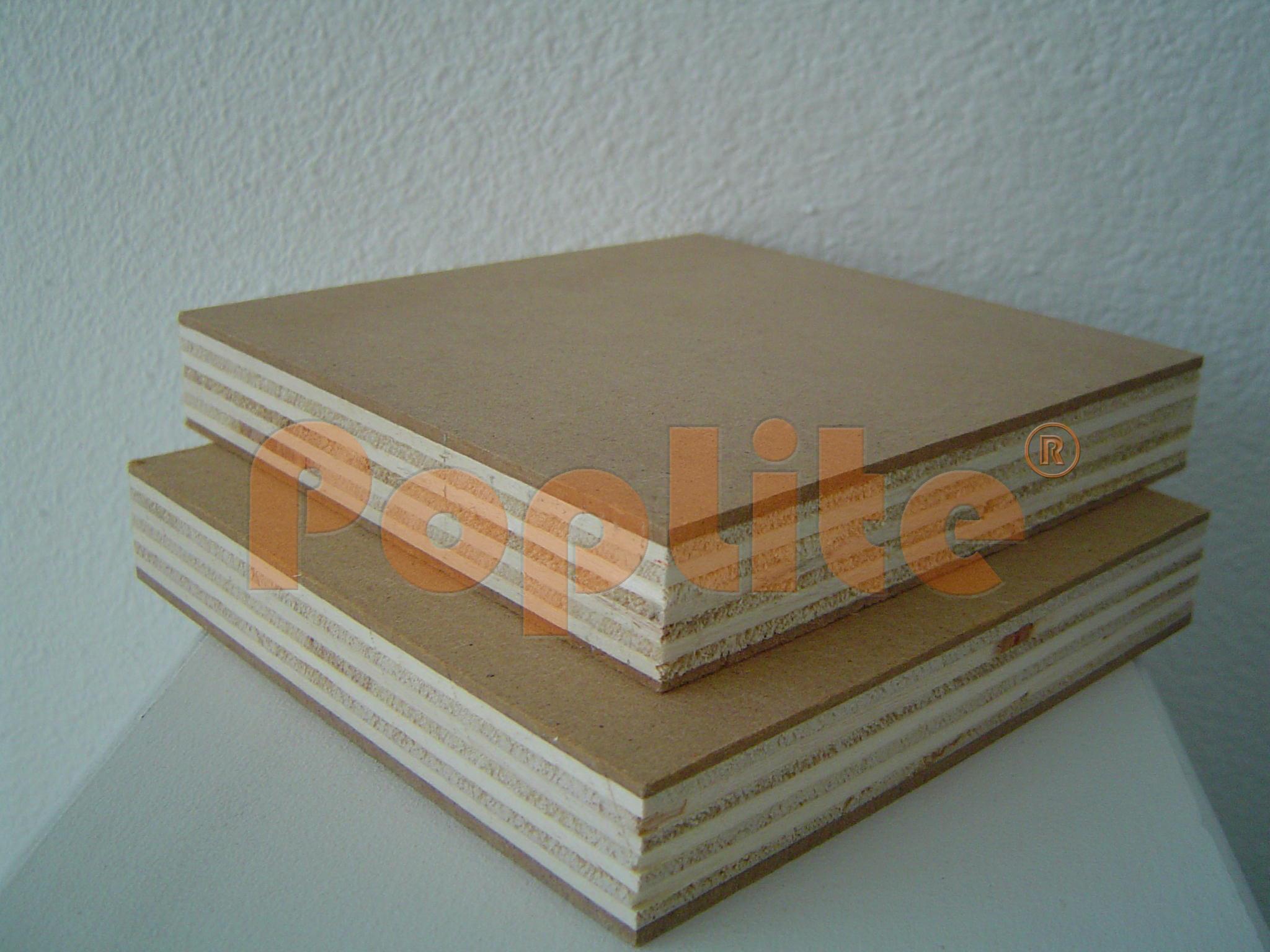 Plywood Foam Core Panels