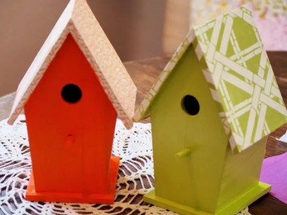 #DIY #teachergift #birdhouse | Poplolly co.