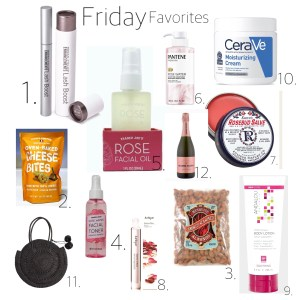#fridayfavorites #favoriterosebeautyproducts #rose #rose' | Poplolly co.