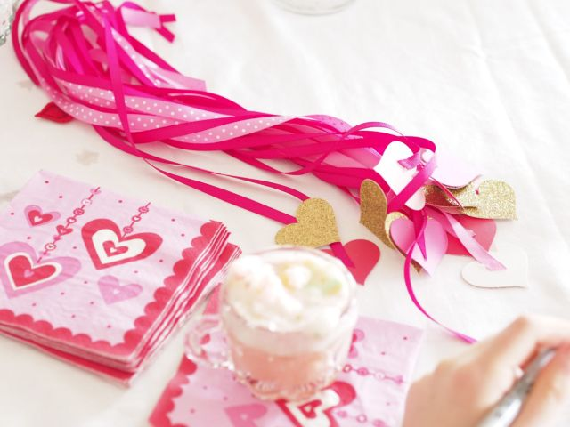 Valentines Themed Baby Shower Ideas | Poplolly co