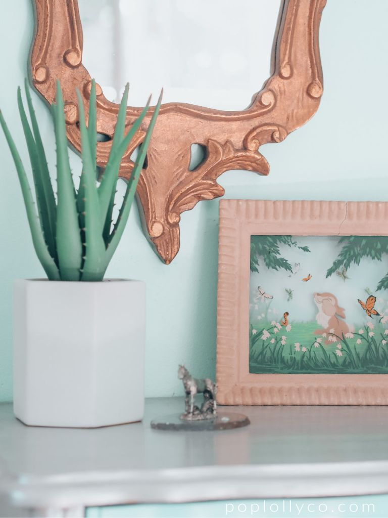 plants and details for a tween girls bedroom   Poplolly co