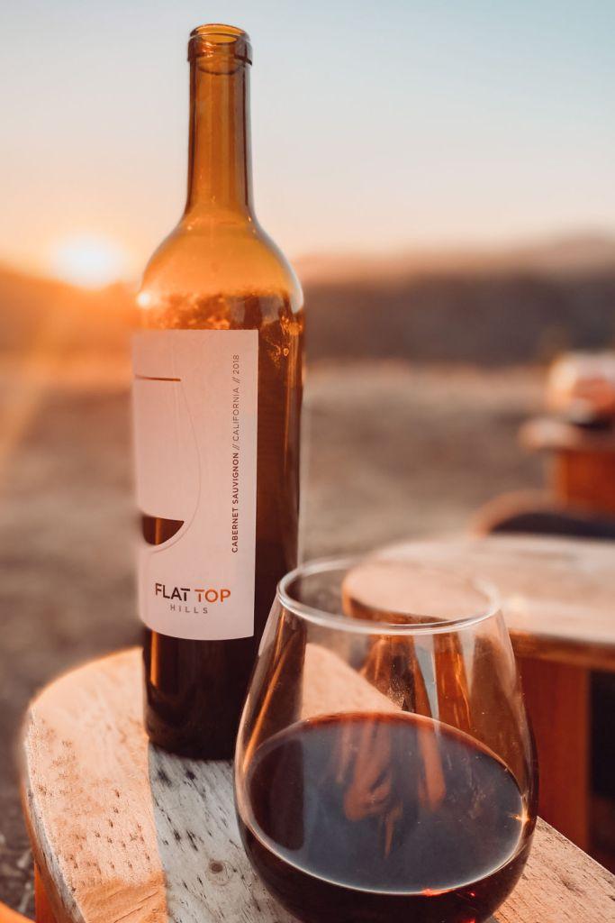 flat top hills wine |Poplolly co