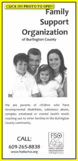 Family Support Brochure Cover 2016