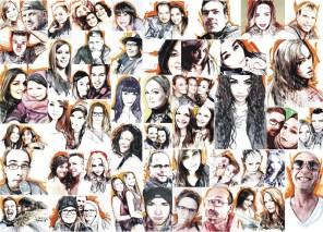 Faces of Goch