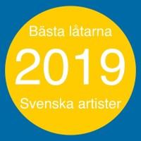 Bästa låtarna med svenska artister 2019