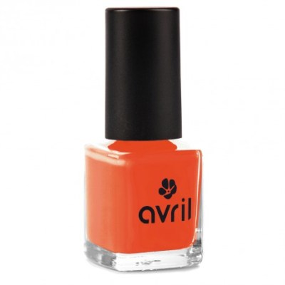 vernis-a-ongles-orange-clementine