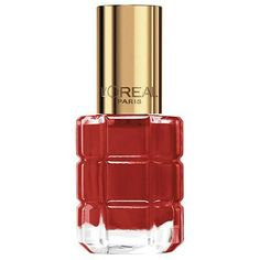 vernis Loreal rich color carmin parisien