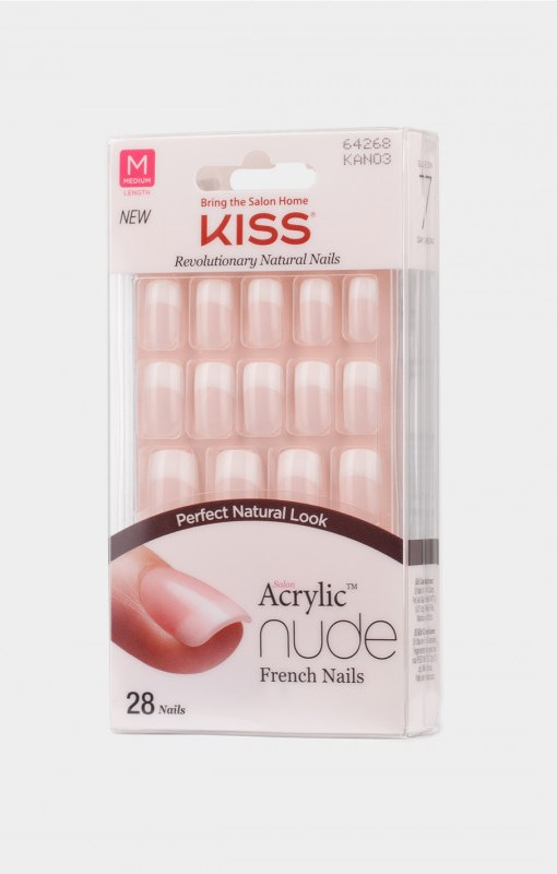 kiss nude nails cashmere