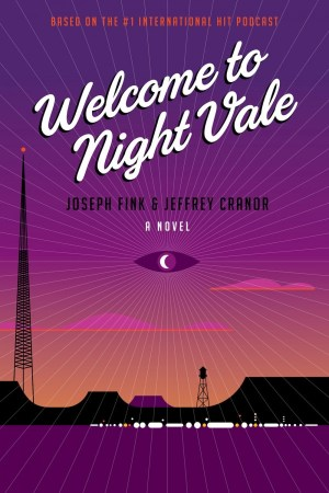 welcome to night vale book