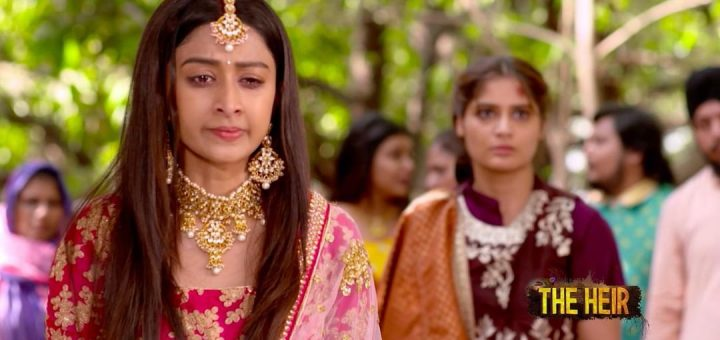 The Heir October 7th 2019 Update On Zee World Series