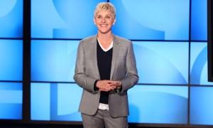 Ellen DeGeneres. Photo Credit: Michael Rozman/Warner Bros.