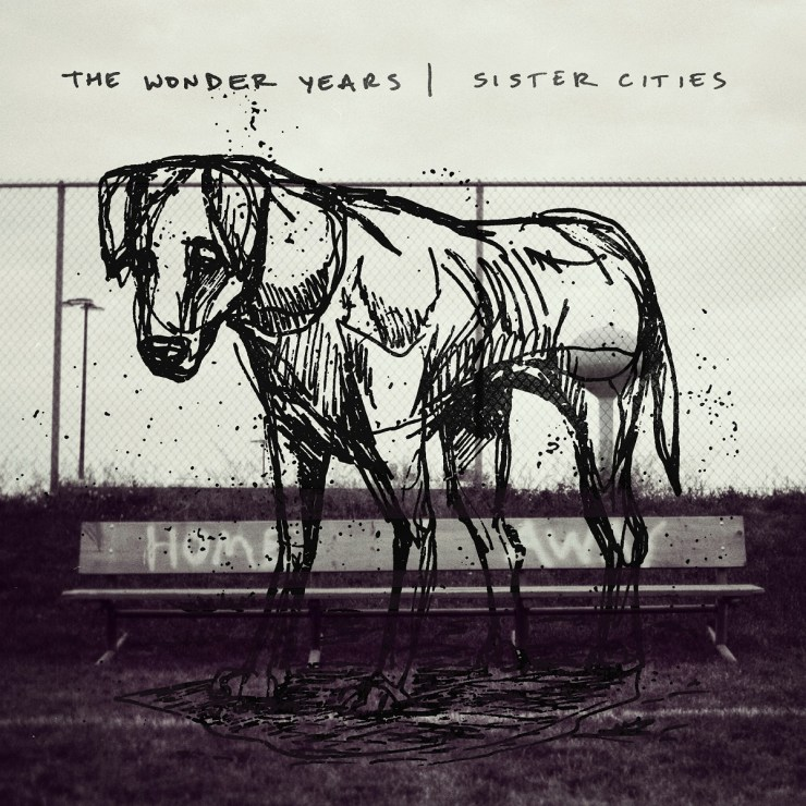 """Sister Cities""/The Wonder Years. Foto: Divulgação."