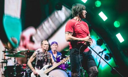 Red Hot Chili Peppers. Foto: Divulgação/I Hate Flash