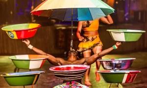 Cirque África. Foto: Divulgação.