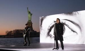 U2. Foto: Reprodução/Instagram