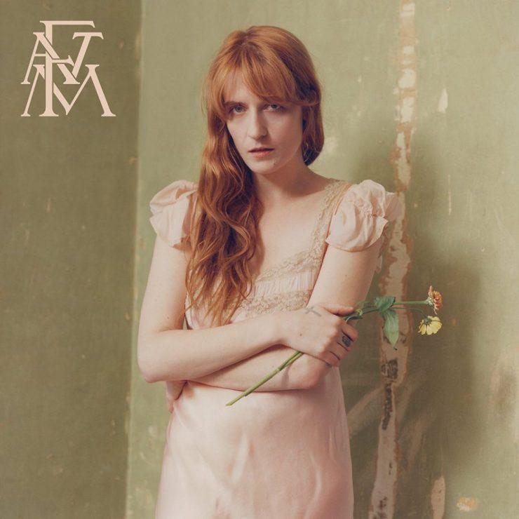 Florence + The Machine. Foto: Divulgação