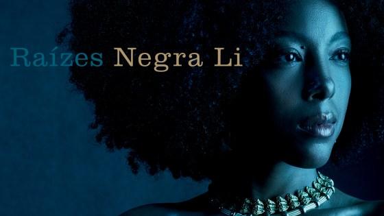 Negra Li. Foto: Divulgação/Maurício Nahas