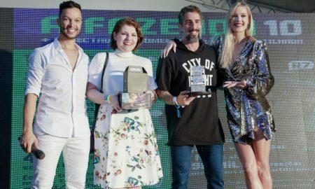 Digital Awards BR. Foto: Divulgação/@roof.black/ Agência Zapping