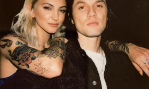James Bay e Julia Michaels. Foto: Reprodução/Instagram (@jamesbaymusic)