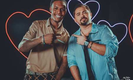 Mc Kekel e Xand Avião. Foto: Divulgação/Léo Caldas