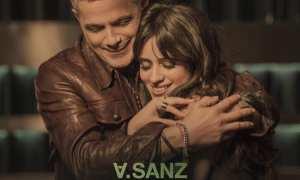 Alejandro Sanz e Camila Cabello. Foto: Reprodução/Facebook